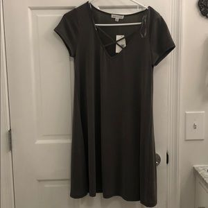 Olive dress from Nordstrom!